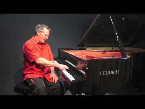 Bach/Hess - Jesu, Joy of Man's Desiring - PIANO LESSON