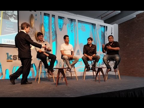 Bangalore Boys in a panel discussion with David Rowan