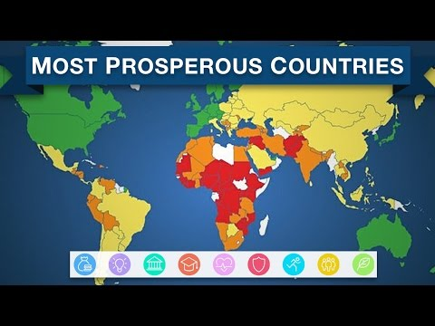 World's 10 Most Prosperous Countries