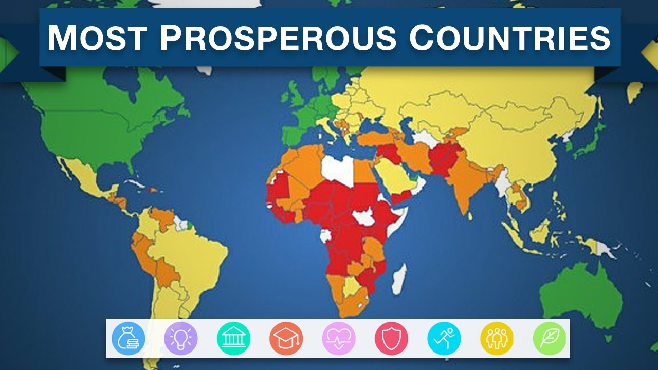 What are the most prosperous countries in history 15
