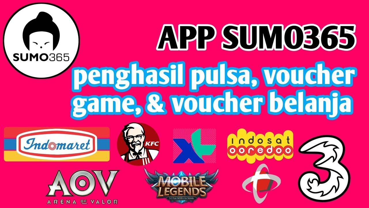 Aplikasi Penghasil Pulsa Gratis Voucher Game Belanja Indomart Terbaru 2018 Legit Guys