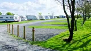 Camping in Wales Pantglas Farm Caravan Park