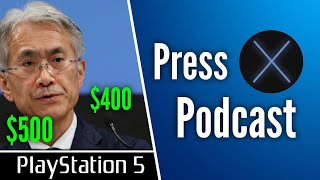 PS5 $400, Xbox Series X $500? Full PS5 BC, Phil Spencer On Competition  | Press X Podcast Ep. 3