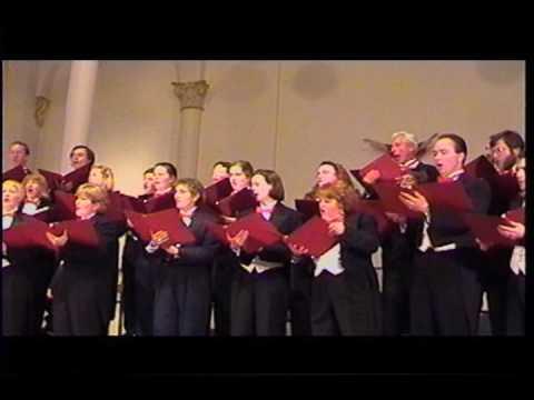 Missa brevis - Antonio Lotti, The Stairwell Carollers, Ottawa