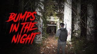 Creepy Sounds at Abandoned Asylum at Night - Is It Haunted?