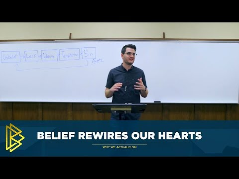 Why We Actually Sin || Session 4 || David Bowden