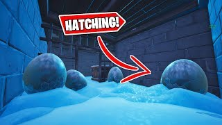 🔴 Waiting for the Dragon Eggs to HATCH! (Fortnite 24/7 Livestream)