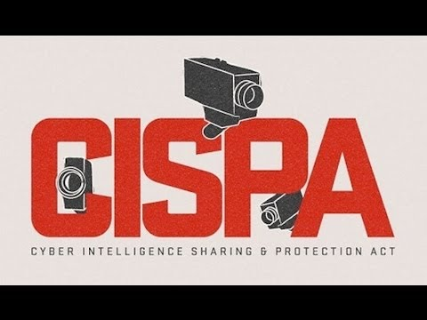 CISPA - Corporations Buy Politicians and Your Privacy
