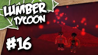 Lumber Tycoon 2 #16 - HUGE GREEN BOX FAIL w/Imaflynmidget (Roblox Lumber Tycoon)