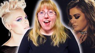 Vocal Coach Reacts to Kelly Clarkson Vs P!NK VOCAL BATTLE Video