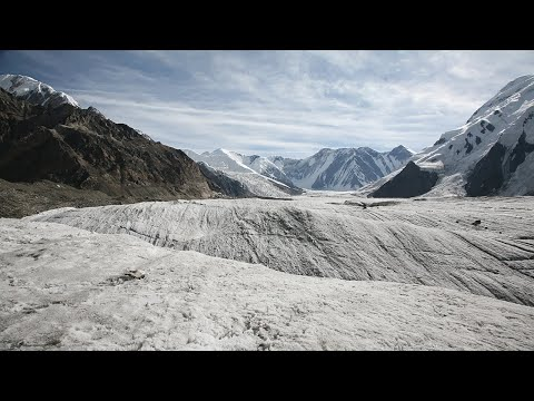 Glaciers of Central Asia and Climate Change