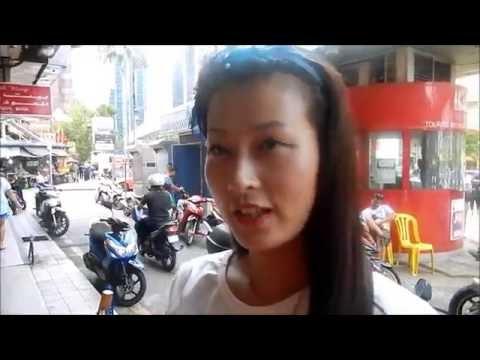 Kuala Lumpur Bukit Bintang and Chinatown