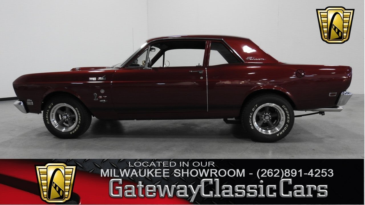 1969 Ford Falcon Now Featured In Our Milwaukee Showroom #130-MWK