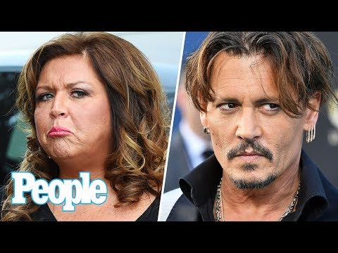 'Dance Mom's' Abby Lee Miller Begins Prison Sentence, Johnny Depp Slams Trump | People NOW | People