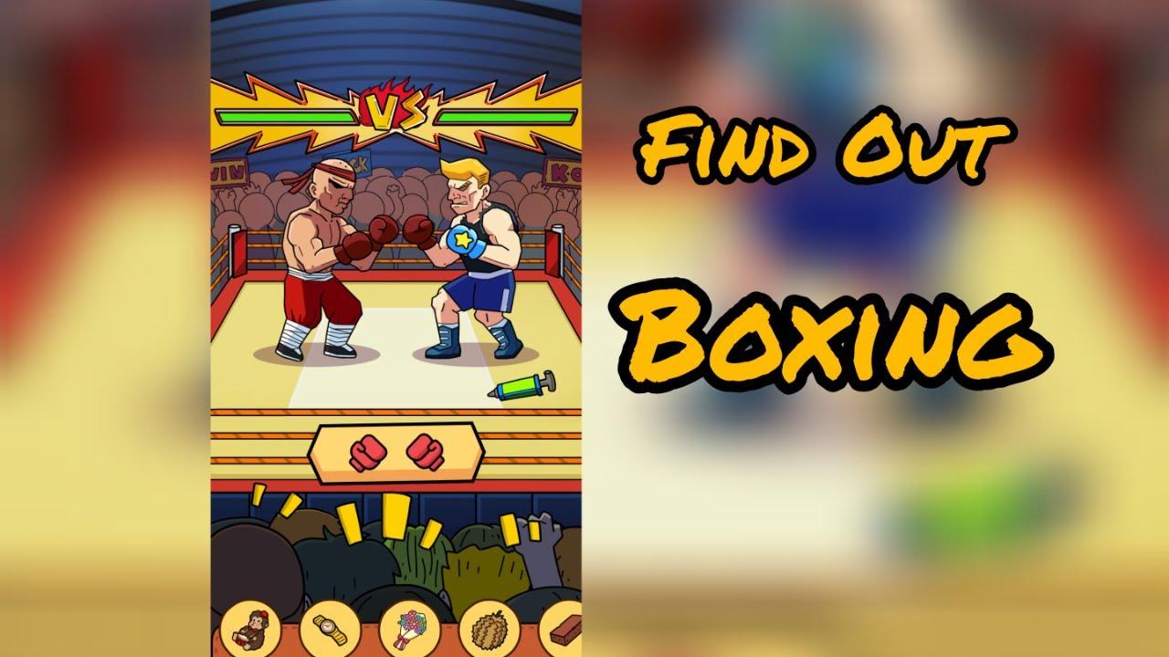 Kunci Jawaban Find Out Pecahkan Teka Teki Kompetisi Tinju Find Out Boxing Walkthrough Solution Youtube