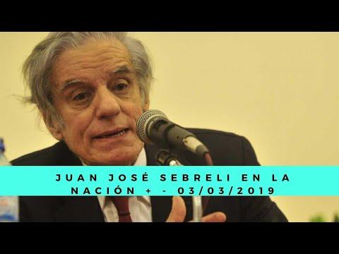 Juan José Sebreli - La Trama del Poder - 03/05/2019