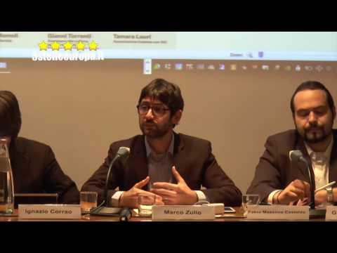 Marco Zullo M5S Europa: #Immigrazione, il convegno di Gorizia