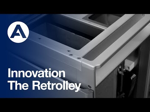 The Retrolley, An Innovative Solution To In-flight Waste