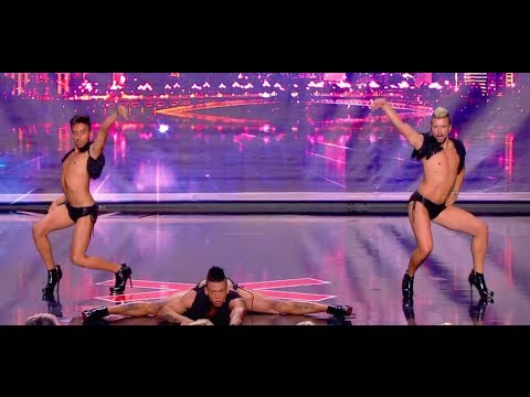 V-Boyz - France's Got Talent 2013 audition - Week 5из YouTube · Длительность: 4 мин43 с