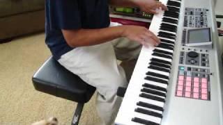 Michael Jackson - Happy - Piano