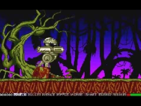 Amiga Longplay - Under Pressure