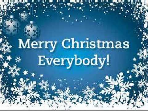 we wish you a merry christmas - YouTube