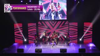2018 Pinoy K-POP Star Performance Category - Magnitude 7.2