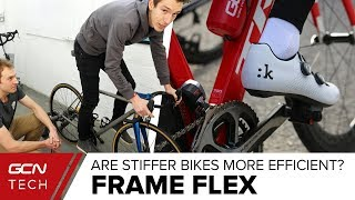 Are You Faster On A Stiffer Bike?