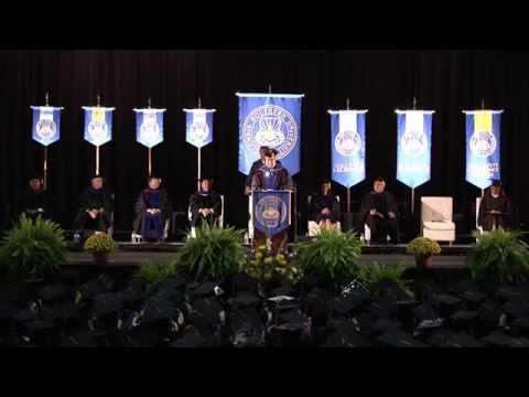 CSU Commencement 2016 - 9AM