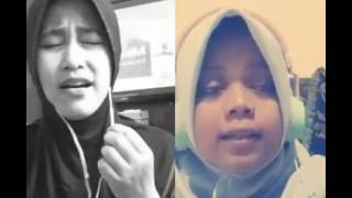 Video Smule Hasbi Santri Suara Merdu duet Lisani Bihamdillah powerfull download MP3, 3GP, MP4, WEBM, AVI, FLV Juli 2018