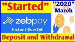 Zebpay New Update | Zebpay Crypto Exchange | Zebpay Trading Started