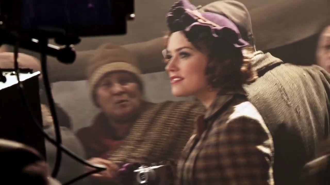 Murder On The Orient Express Behind The Scenes Clips -2608