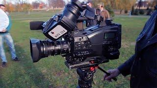 Kakvu opremu za snimanje koristi televizija?