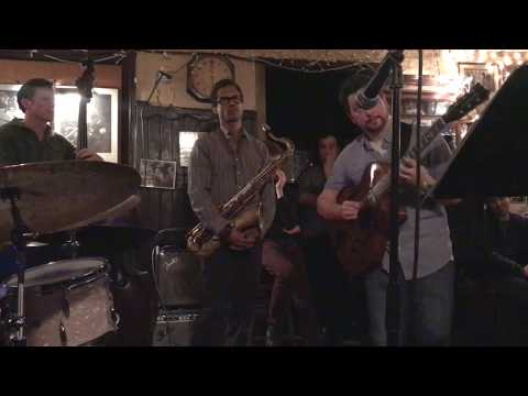 "Lage Lund Quartet play ""Peace"" By Horace Silver @ 55 Bar (Part 2)"