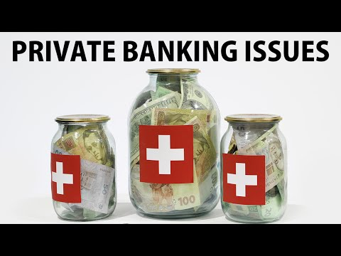 Swiss Private Banking Issues