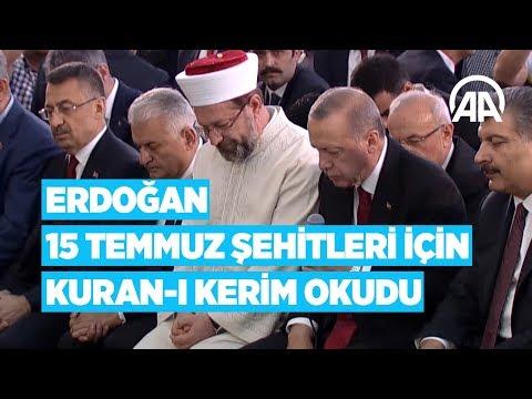 Cumhurbaşkanı Erdoğan 15