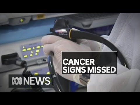 Cancer Signs Potentially Missed In Hundreds Of Patients Screened By Surgeon | ABC News