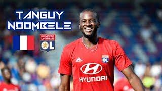 Tanguy Ndombele 2018-2019 - Crazy Skills Show - Olympique Lyon
