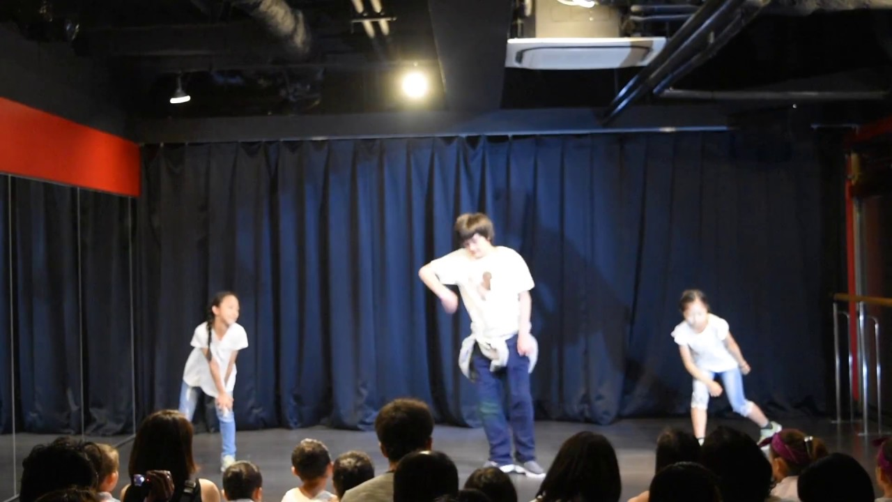ZDS発表会「TAKE OFF vol.1」 - M7 KOUTA's Jr HIPHOP