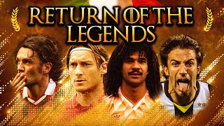 BRINGING BACK THE LEGENDS!!!