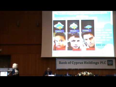 "Dr Stella Canna Michaelidou ""Exposure and impact of RF/EMF on Children's Health...."
