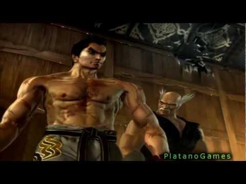 Tekken 5 - Full Console CGI Opening - Heihachi Version - HD