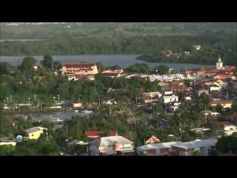 Райский остров Мартиника.Paradise island of Martinique.