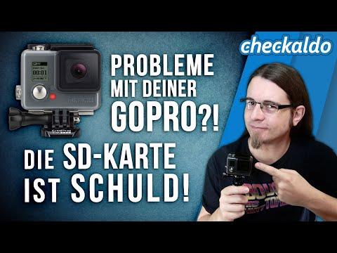 Wie Finde Ich Die Passende SD-Karte Für Meine Videokamera Oder Action-Cam?