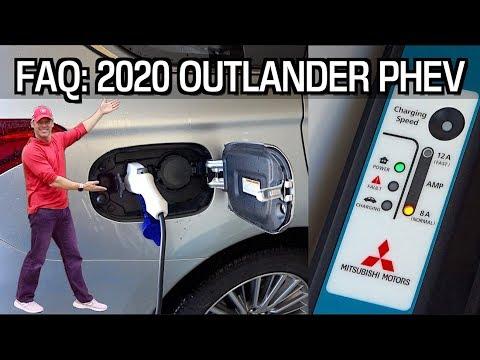 FAQ: 2020 Mitsubishi Outlander PHEV On Everyman Driver