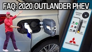 FAQ: 2020 Mitsubishi Outlander PHEV on Everyman Driver