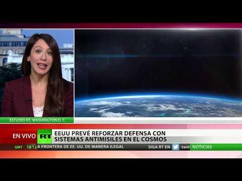 RT en Español: Trump anuncia nuevos interceptores y radares en Alaska para