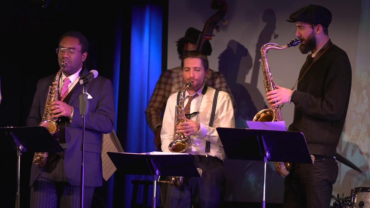 Dean Tsur Saxophone Choir: Hanid (Live '18)
