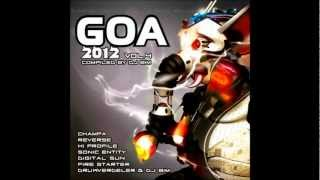 Time In Motion vs Egorythmia - Far From Hell [Goa 2012 Vol. 4]