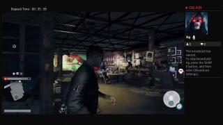 Watch dogs 2 with bmf